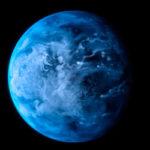 Әйнек жауатын, жел жылдамдығы 2 км/сек болатын планета табылды!