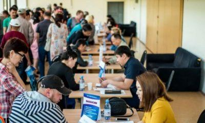 Астанада жәрмеңке арқылы 400-ден аса азамат жұмыс тапқан