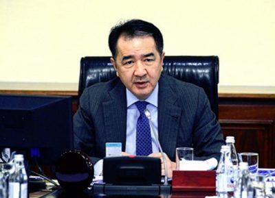 Үкімет басшысы Б. Сағынтаевтың айтуынша, экономиканы 1%-дық өсіммен аяқтауға мүмкіндік жоқ емес