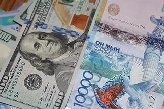 АҚШ доллары ұлттық валютамызға шаққанда 5,73 теңгеге арзандады
