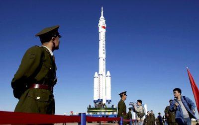 Қытайдың ғарышты игеру ісі де өрлеуде