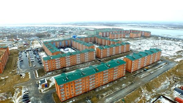Қызылордадағы жаңа мөлтек аудан – «Нұр Орда» деп аталады
