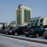 Астананың вокзал маңы алаңында ақылы тұрақ жүйесін енгізуге дайындық жүргізілуде