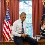 АҚШ президенті Барак Обама: «Халықаралық мәселе сөз бола қалса, әлемнің барша адамдары… бізге хабарласады»