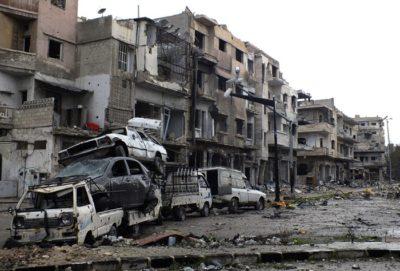 Асадтың қанды асуы немесе Сириядағы соғыста 300 мыңнан астам адам құрбан болған!