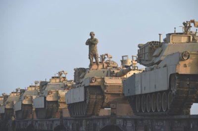 НАТО Ресейге жауап ретінде Шығыс Еуропа мен Балтық жағалауы елдеріндегі әскери күшін арттыруда