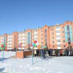 Қызылордадағы «Астана» мөлтек ауданы жаңа көпқабатты үйлермен толықты