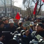 Қырғызстандағы наразылық А. Атамбаевқа да қарсы бағытталған