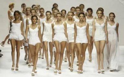Францияда модельдерінің салмағы тым аз болса, 75 мың еуро айыппұл төлейді