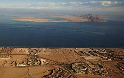 Египет екі аралын Сауд Арабиясына бермек