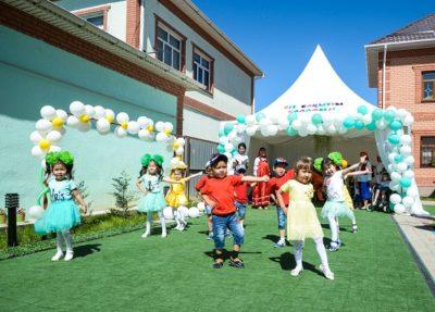 Қызылорда облысының әкімі балаларға арналған әлеуметтік нысандарды аралады
