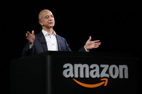 Amazon-ның негізін қалаушы бір күнде $10 миллиард тапқан