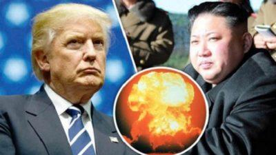 Д. Трамп: «…Солтүстік Кореяны толығымен жойып жібергеннен басқа амалымыз қалмайды»
