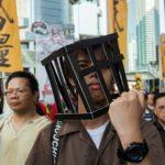 Гонконгта 22 мыңдай адам наразылыққа шықты