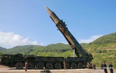 Солтүстік Корея зымыраны Жапонияның үстімен өтті