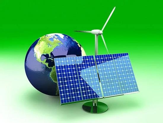 АҚШ: Күн және желден алынған электр энергиясының көлемі 8,2%-ға жеткен