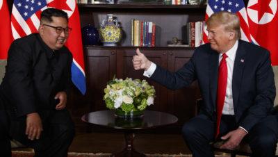 Трамп Солтүстік Кореяша басқарып, АҚШ-тық өмір сүре бергенді қалай ма?..
