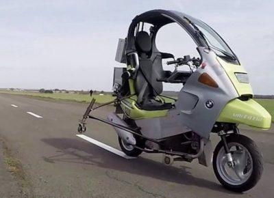 Ұлыбритания: әлемдегі алғашқы өздігінен жүретін мотоцикл жасалды