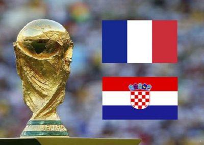 Франция – футболдан екі дүркін əлем чемпионы…