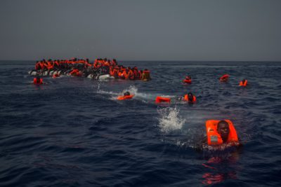 Жерорта теңізін кесіп өткен әр 31 адамның біреуі қайтыс болған…