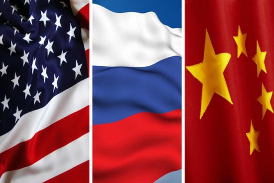 Генерал Джон Хайтен: Ресей де, Қытай да досымыз емес