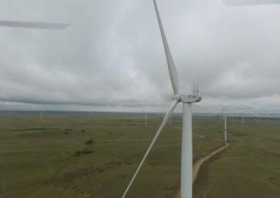 Жел қуаты: Ерейментау ЖЭС-ы 500 млн. кВт сағаттан астам энергия өндірді