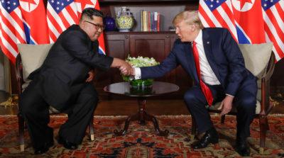 Нобель сыйлығына Дональд Трамп және Ким Чен Ын ұсынылды