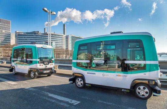25 жүргізушісіз жүретін автобус пайдалануға берілмек…