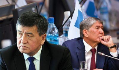 Алмазбек Атамбаев: С. Жээнбеков Қ.Бакиевтің жолына түсті…