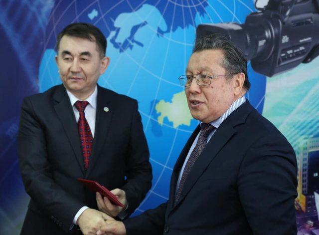 Бауыржан Иманғалиев – Қазақстан Педагогикалық Академиясының корреспондент-мүшесі