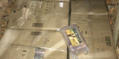 Латвияда екі тонна кокаин тәркіленді