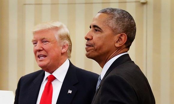 Д. Трамп сайлау алды уәделерін орындауда Б. Обамадан кейін тұр