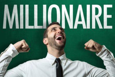 АҚШ миллионерлерінен кей мемлекет халқының саны аз