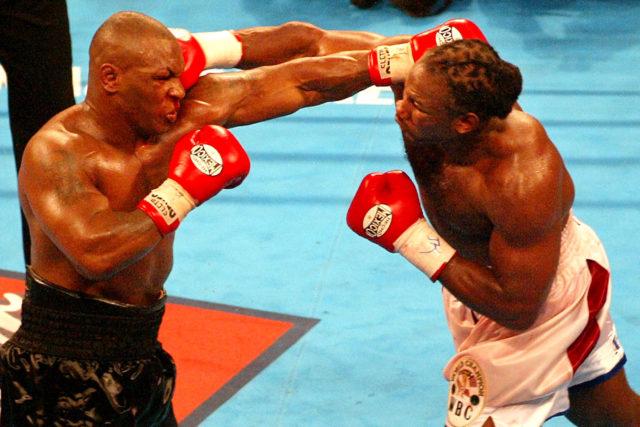 Л. Льюис: …Майк Тайсонмен бокстасуға дайынмын