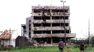 НАТО Қытай елшілігін «байқамай» бомбалады…