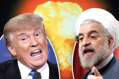 Д. Трамп: Егер Иран соғысқысы келсе, өз-өзінің түбіне жетеді