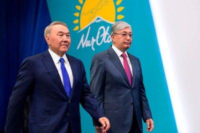Қ. Тоқаев Н. Назарбаев туралы: Мен оның кеңесіне жүгінемін