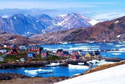 Гренландияда бір күнде 11 млрд. тонна мұз еріп кетті