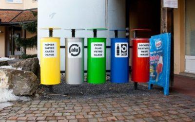 Германияда қоқысты әр жерге тастаса 100 еуро айыппұл салады
