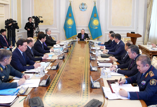 Н. Назарбаев: Қазіргі жағдай мені қатты алаңдатып отыр.
