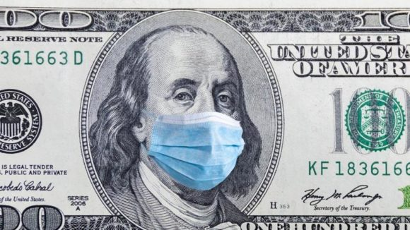 АҚШ доллары карантинде ұсталады…