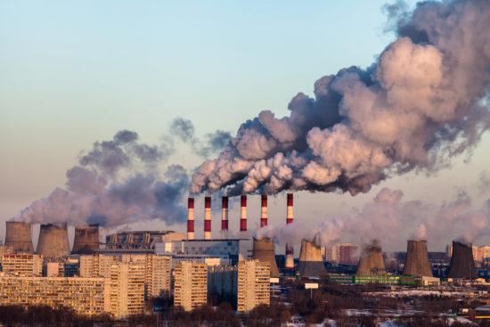 Атмосфераның ластануы салдарынан күніне $8 млрд. шығын келуде