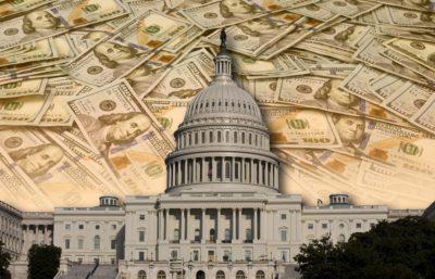 АҚШ қарызы $24,5 триллионнан асты