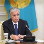 Қ. Тоқаев: Заңға сәйкес11 мамырда Төтенше жағдай режимі аяқталады
