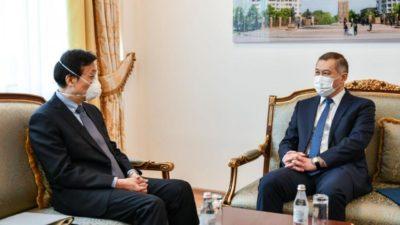 ҚР Сыртқы істер министрлігі Қытай тарапына наразылық білдірді