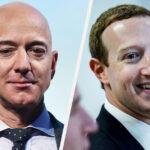 Триллионерлердің тұңғышы – Дж. Безос, ең жасы – М. Цукерберг…