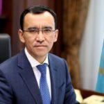 Сенат төрағасы – Мәулен Әшімбаев