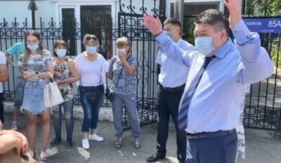 Алматы облысы бас санитары: Басты қатырмаңдар!
