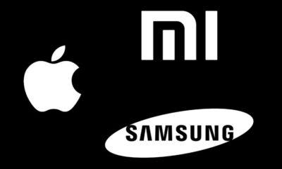 Samsung, Apple және Xiaomi нарықтың жартысынан астамына ие болып тұр