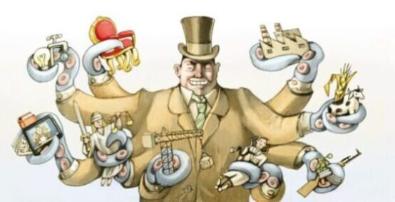 Олигархтардың байлығы шамамен $24 триллион